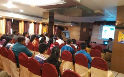 InfoCity Naroda Parents Seminar at Galaxy Hotel March 2016