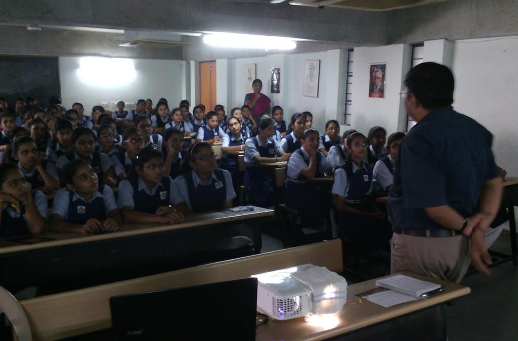 Nalanda School 2015