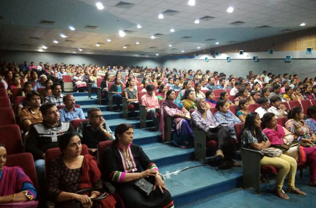 Renuka Institute Parents Seminar Jan 2016