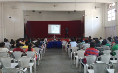 InfoCity Shahibaug Parents Seminar March 2016